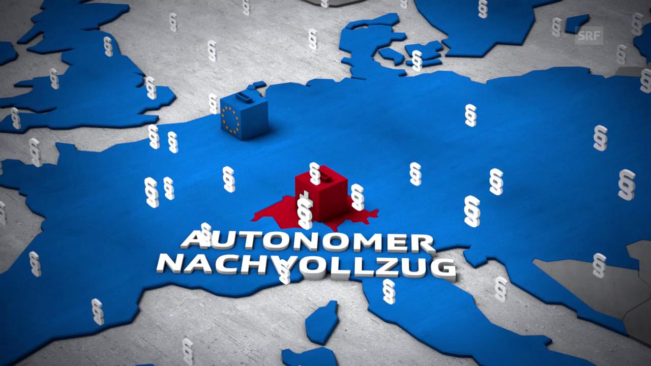 Was ist der autonome Nachvollzug?