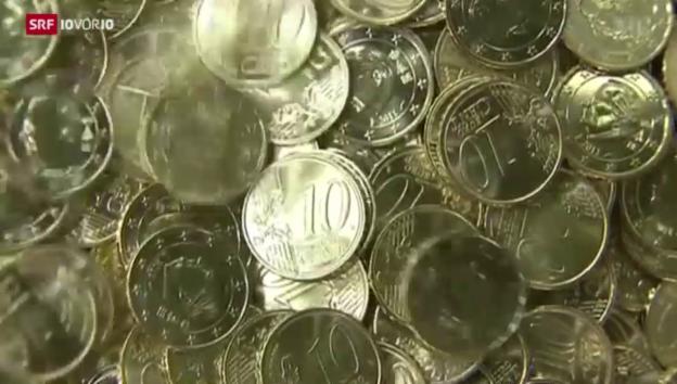 Video «Wie sinnvoll ist die geplante Geldschwemme?» abspielen