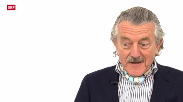 Video «Ausstellung über Dieter Meier in Aarau» abspielen