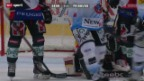 Video «Eishockey: Bern - Freiburg» abspielen