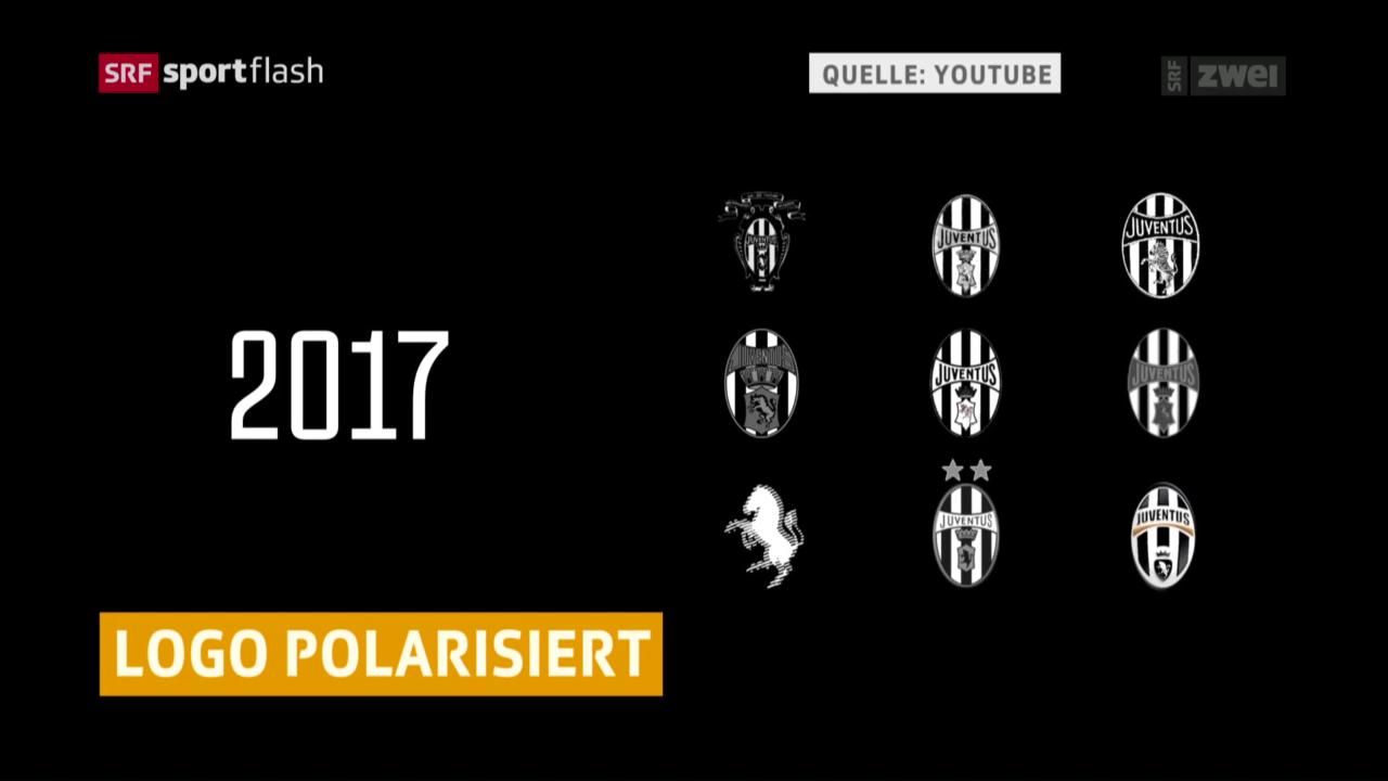 Internationale Ligen - Neues Juventus-Logo schockt die ...