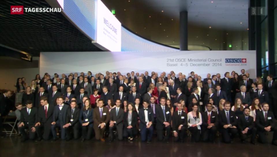 Die Krönung in Didier Burkhalters OSZE-Jahr