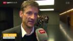 Video «Fussball: Super League, Stimmen zu FCZ - Luzern» abspielen