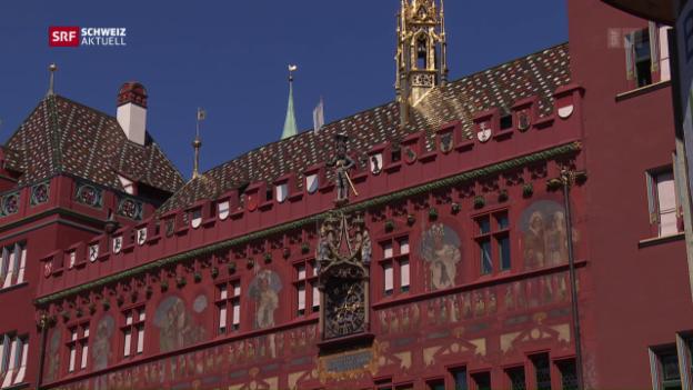 Video «Gesamterneuerungswahl in Basel» abspielen