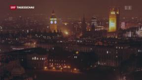 Video «Britische Parlamentarier unter Druck» abspielen