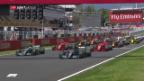 Video «Hamilton gewinnt den GP Spanien» abspielen