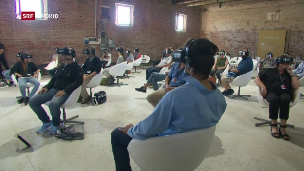 Video «Virtual Reality – das Kino im Kopf» abspielen