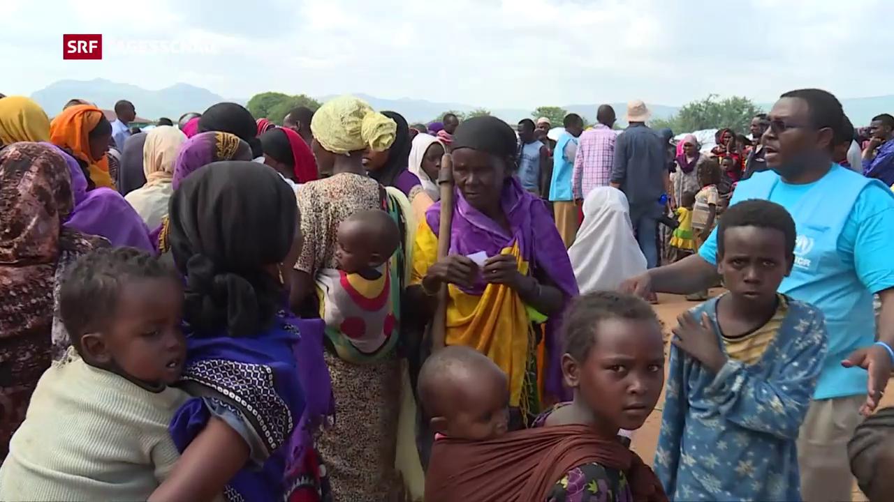 Schnellere Ausschaffung von Äthiopiern