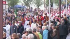 Video «Älteste Abtei der westlichen Welt feiert Jubiläum» abspielen