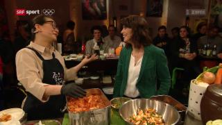 Video «Koreanisch Kochen mit Eve Angst: Kimchi» abspielen