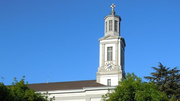 Glockengeläut der reformierten Kirche in Zürich-Neumünster