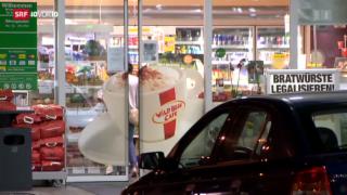 Video «Beschränktes Sortiment bei Tankstellen» abspielen