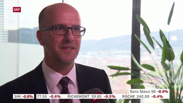 Video «SRF Börse vom 19.08.2016» abspielen