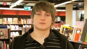 Video «Berufsbild: Buchhändler EFZ » abspielen
