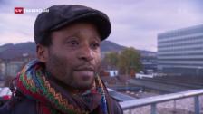 Video «Beschuldigter bezichtigt Polizei des Rassismus» abspielen