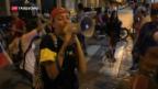 Video «Heftige Ohrfeige für Präsident Maduro» abspielen