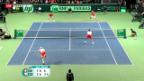 Video «Marathon-Spiel am Davis-Cup» abspielen