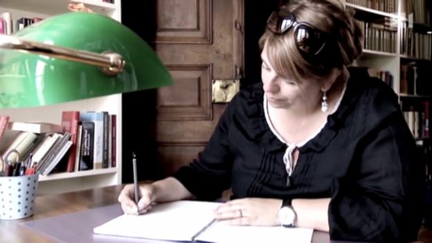 Video «Nathalie Henseler - Bergnamen sind ihre grosse Leidenschaft» abspielen