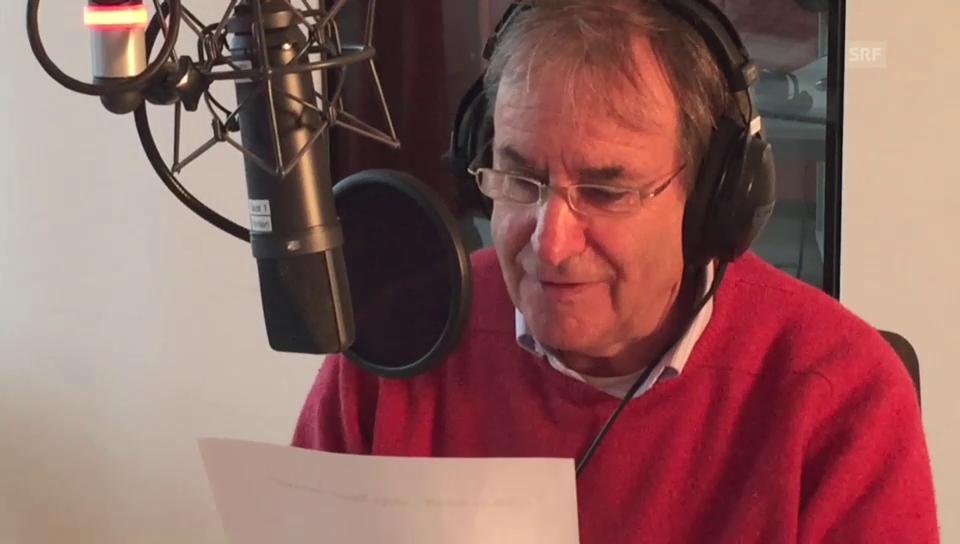 Chris de Burgh singt «Schweizerdeutsch»