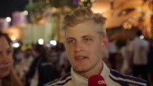 Video «Ericsson: «Ein ordentliches Rennen mit unserem Auto» (englisch)» abspielen