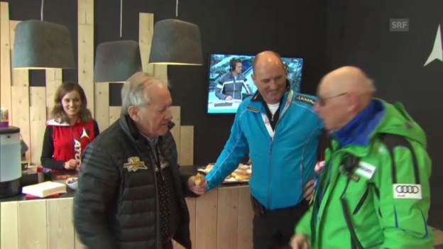 Video «Trainerlegende Charly Kahr («schladming aktuell»)» abspielen
