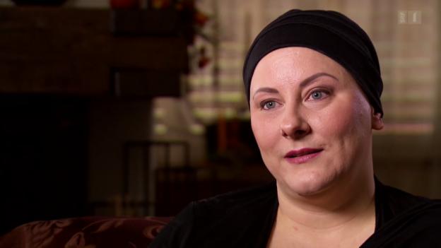 Video «Leben nach totalem Haarverlust» abspielen