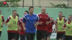 Video «Die Vorbereitung der WM-Schiedsrichter» abspielen