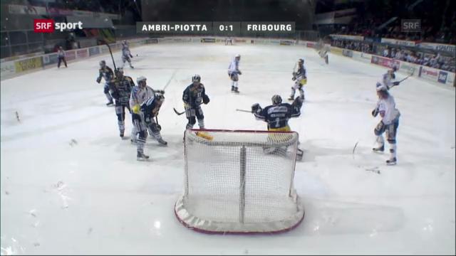 Ambri-Piotta - Fribourg-Gottéron «sportaktuell»