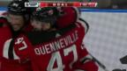 Video «Devils gewinnen den Saisonauftakt» abspielen