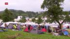 Video «Open Air St. Gallen feiert Jubiläum» abspielen