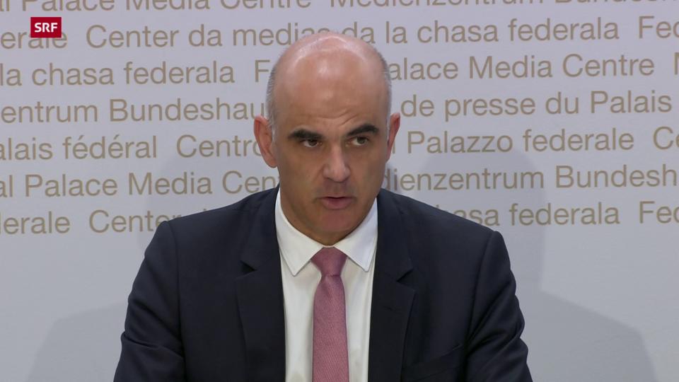 Alain Berset: «Reservas da 12 milliardas francs èn simplamain da memia»