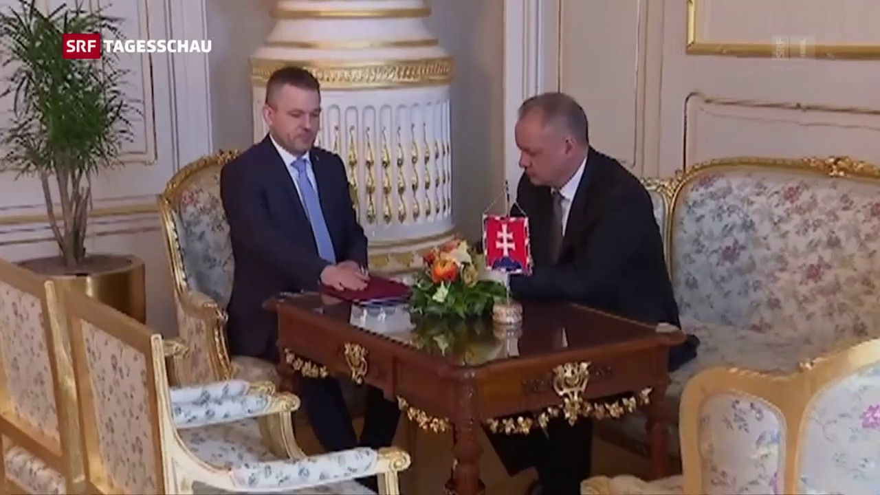 Slowakei will mit neuer Regierung «Neustart»
