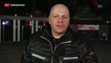Video «SRF-Korrespondent: «Ein Funke kann einen Flächenbrand auslösen»» abspielen