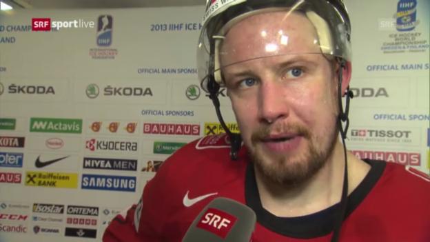 Video «Interview mit Mathias Seger» abspielen
