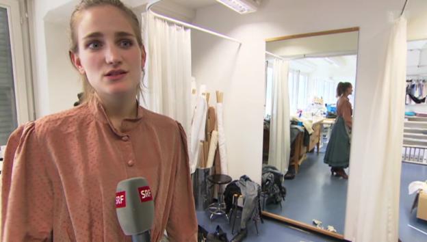 Video «Lisa Maria Bärenbold: Wundersame Verwandlung» abspielen