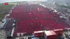Video «Grosskundgebung in Istanbul» abspielen