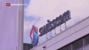 Video «Schweizer Mehrheit gegen Privatisierung der Swisscom» abspielen