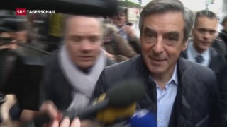Video «Sarkozy out – Fillon in» abspielen