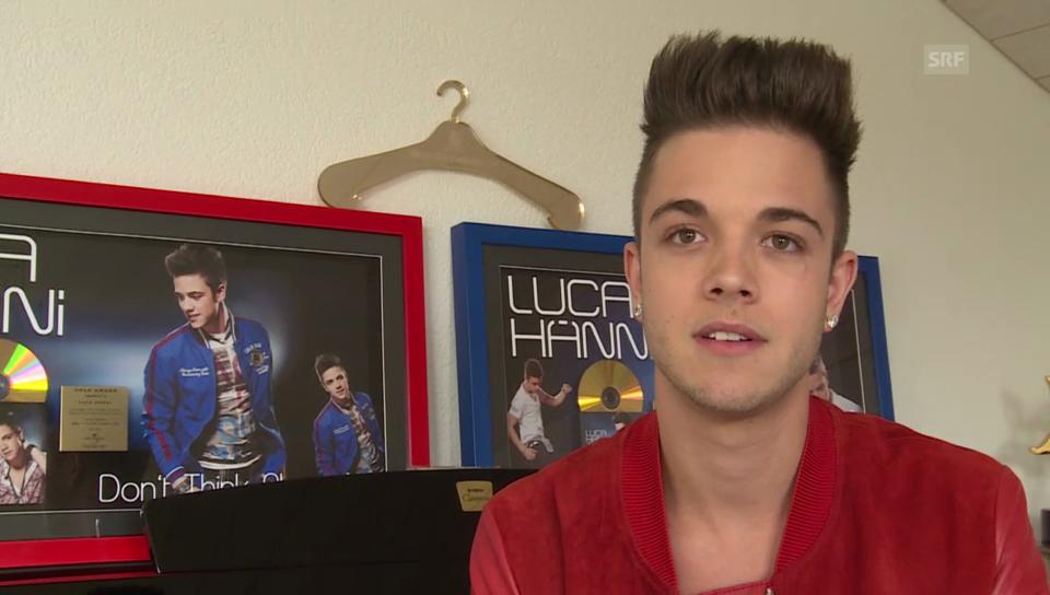 Luca Hänni über seine Stalkerin