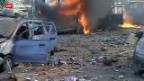Video «Schwerer Anschlag auf die Universität von Aleppo» abspielen