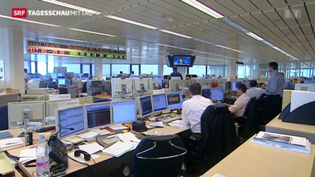 Credit Suisse macht Gewinn