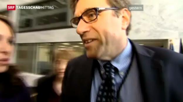 Video «Chef der Steuerbehörde IRS entlassen» abspielen