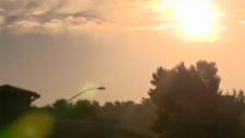 Video «Hitze in den USA (unkommentiert)» abspielen