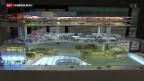 Video «Einkaufszentren stehen vor schwarzer Zukunft» abspielen