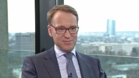 Video «Einer gegen alle: Jens Weidmann im grossen «ECO»-Interview  » abspielen
