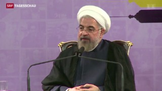 Video «Mögliche Allianz zwischen USA und Iran » abspielen