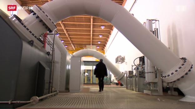 Video «Schweizer Wasserkraft zu teuer» abspielen