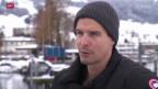 Video «Eishockey: David Aebischer nach dem Rücktritt» abspielen