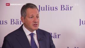 Video «Gute Zahlen für Julius Bär» abspielen