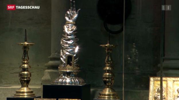 Video «Reliquien sollen zurück in Türkei» abspielen
